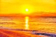 Beach and sun