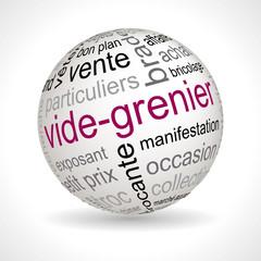 Sphère Vide-grenier