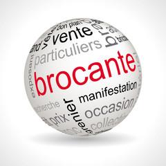 Sphère Brocante