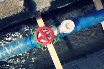 水道のポンプ