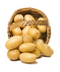 Cesto de patatas