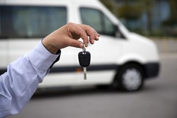 Minibus Key