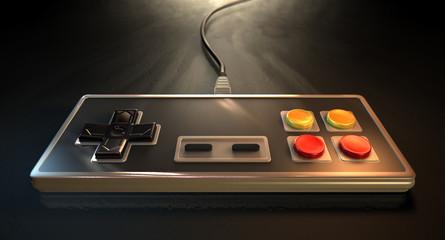 Vintage Gaming Controller