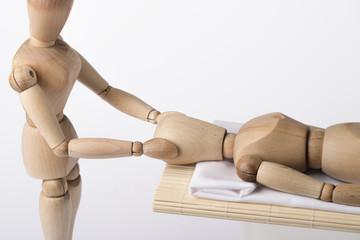 Wellness, Massage, Urlaub