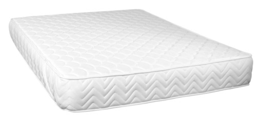 Orthopedic mattress.