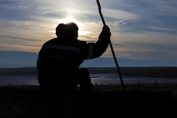 Абориген заполярной тундры