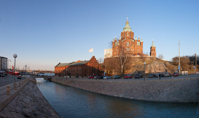 vintage port facilities and the Cathedral of the Assumption