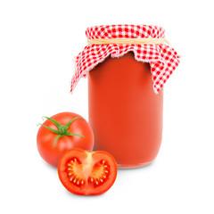 Tomato jar