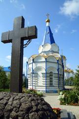 Zilant's orthodox monastery in Kazan