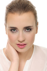 attractive, beauty, esthetic, natural, face, health, skin, women