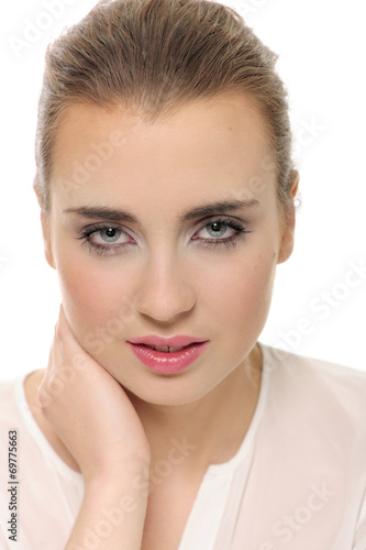 poster of attractive, beauty, esthetic, natural, face, health, skin, women