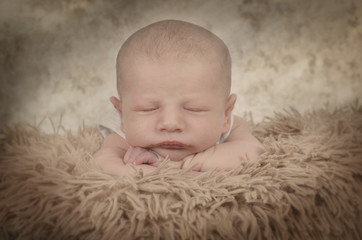Entspanntes Baby