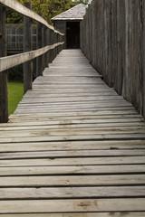 Boardwalk Fort