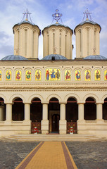 Bucharest patriarchate church