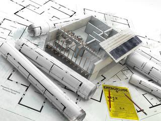 Construcción. Energías renovables. Inmobiliaria en América