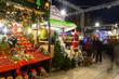 Fira de Santa Llucia - Christmas market. Barcelona
