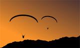 paragliding gleitschirm