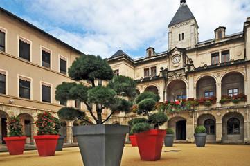 Vienne, il Municipio, Rodano Alpi