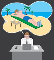 Vacation Daydream