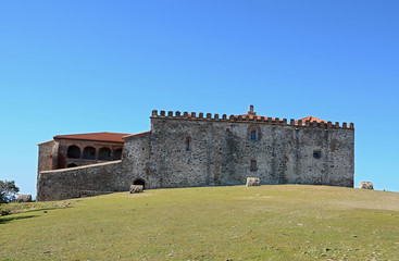Tentudía monastery