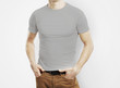 guy in T-shirt