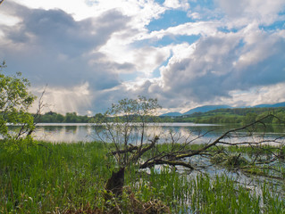 wild scottish landscape