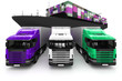 Gütertransport (Focus)
