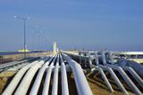 System rurociagów do przesyłu paliw i gazu