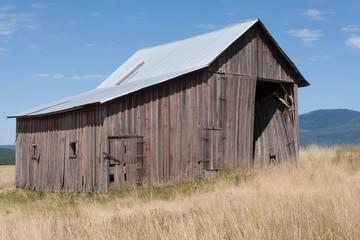 Old Barn in Idaho