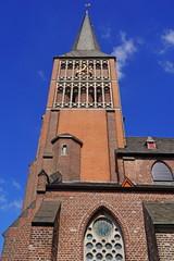 Kath. Pfarrrkirche St. Marien in MÖNCHENGLADABACH-RHEYDT