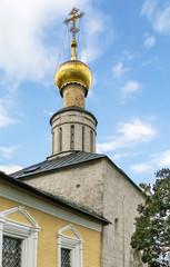 The Church of the Nativity of the Theotokos in Gorodnya, Russia