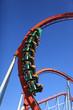 Leinwanddruck Bild - parque de atracciones ocio 0916-f14