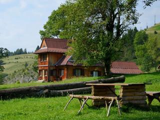 Górski dom