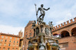 Fountain of Neptune. Bologna, Italy - 69800817
