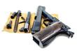 Seperate parts handgun
