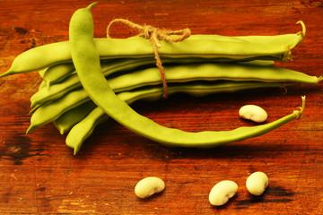 bio green beans