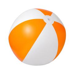 Children's inflatable  orange ball