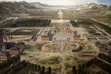 Versailles Palace And Gardens- Painting