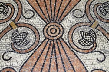San Marco's Basilica - Flooring decorations, mosaics