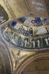 San Marco's Basilica - Dome decorations