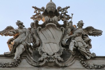 St Pere's Basilica - Roman Architecture