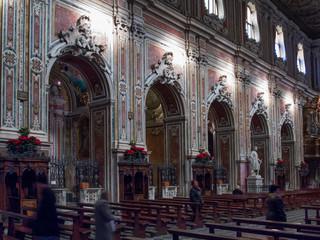 Napoli, Chiesa della Madonna del Carmine
