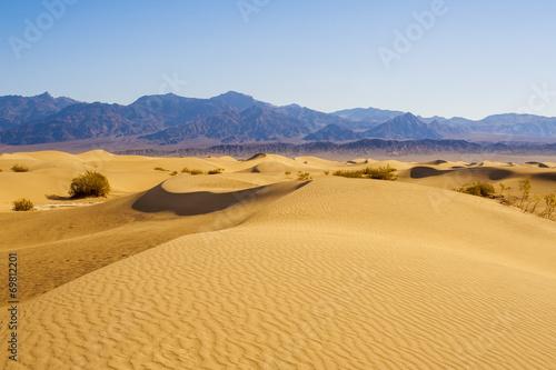 Desert Sand Dune - 69812201
