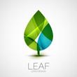 Leaf logo - 69813078
