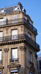 Avenue de L'Opera. Paris France.