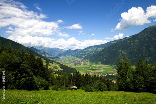 Zillertal - Alpen © VRD