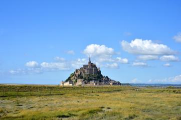 Mont St. Michel France