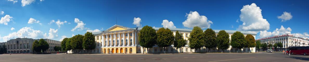 Panoramic view of Yaroslavl