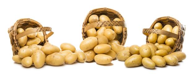 Cestos con patata