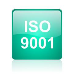 iso 9001 internet icon